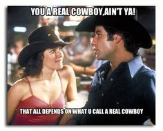 Urban Cowboy Movie quotes | Urban cowboy | TV and Movies-My favorite moments and screencaps | Pin ...