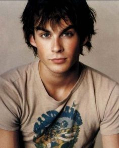 Vampire diaries & the originals 21 Photos of Ian Somerhalder When He Was Young Vampire Diaries Damon, Ian Somerhalder Vampire Diaries, Vampire Diaries Wallpaper, Vampire Diaries The Originals, Ian Somerhalder Young, Ian Somerholder, Beautiful Boys, Pretty Boys, Boone Carlyle