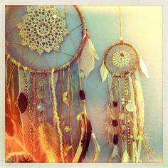 #dreamcatchers by rachael rice  http://rachaelrice.com