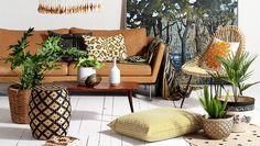 #salon #livingroom #déco ambianceethnique