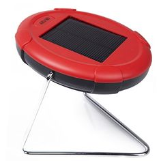 Weanas® LED Solar Power Reading Light Lanterns Rechargeable Task Table Desk Hand Tent Emergency Lamp Portable for Sports Outdoors Camping Hiking Fishing(Round Shape) Weanas http://www.amazon.com/dp/B00YH2G78Q/ref=cm_sw_r_pi_dp_EZcpwb0AE1Y1Q