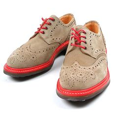 Mark McNairy x Union Country Brogue.