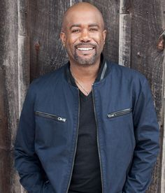 Q and A: Darius Rucker  Country music artist Darius Rucker will speak to graduates at the University of South Carolina's commencement May 11. Rucker, a USC alumnus who met his Hootie and the Blowfish bandmates while he was a Carolina student, also will receive an honorary doctor of music degree at the 9:30 a.m. commencement ceremony. We caught up with him by phone to talk about commencement and his time at USC.