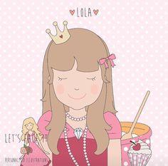 Lola xxx Face, Illustration, Anime, Design, Illustrations, Anime Shows, Anime Music, Design Comics, Faces