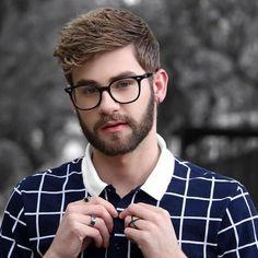 Óculos de grau masculino  32 modelos para se inspirar 46b92586c4
