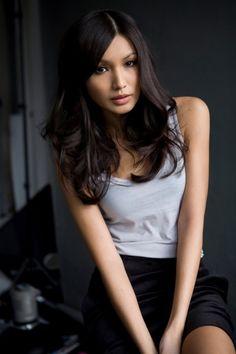 "Gemma Chan - yeah... More I think about it, she's ""Mei"" Mei Chang"