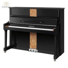 Shanghai Artmann GD125A2 acoustic upright piano