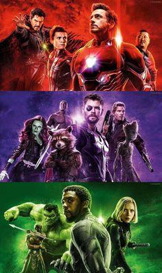 #Marvel #MCU #Avengers #InfinityWar