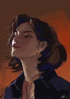 Pretty Art, Cute Art, Character Inspiration, Character Art, Arte Indie, Arte Sketchbook, Fanarts Anime, Art Reference Poses, Anime Art Girl