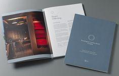 Kensington Gardens Hotel Brochure cover