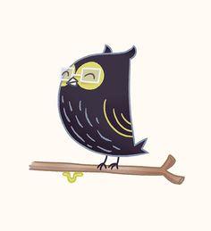 Wise Owl | Illustrator: Anneka Tran