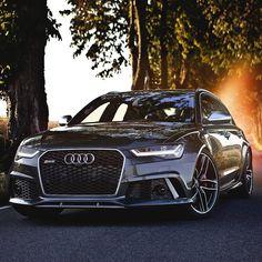 #Audi RS6 Avant www.asautoparts.com
