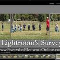 Compare Photos in Lightroom 4 With Survey View