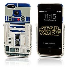 Disney R2-D2 iPhone 5/5S Case - Star Wars | Disney StoreR2-D2 iPhone 5/5S Case - Star Wars - This little R2 unit has seen a lot of action, from intergalactic travel to diplomatic missions. Now he's ready to protect your most important iPhone 5 transmissions and with his hinged legs, he'll be a real stand-up pal!