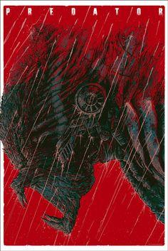 Predator by Ash Thorp