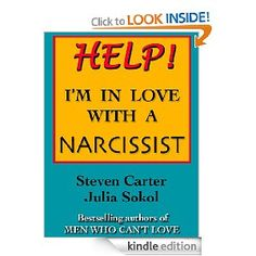 Have you ever been hurt, sometimes badly, by a romantic partner's over the top level of self-involvement? Have you ever wondered why and how a loved one could be so self-absorbed and oblivious to what you are experiencing? Narcissists are often experts in intensity, passion, and romantic seduction. It's easy to fall in love with them, but they always make sure that their relationships are organized around their priorities, agendas, and emotional ups-and-downs.