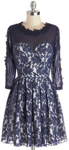 Chi Chi Afloat Around Dress on shopstyle.com
