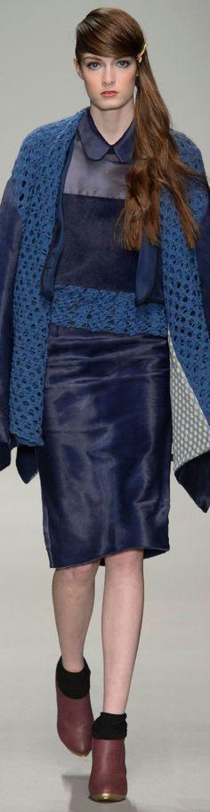 Fall 2015 Ready-to-Wear Bora Aksu