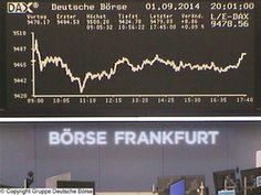 Wissen rund um die Börse | Marktplätze | Besuch der Börse Frankfurt | Börse Frankfurt
