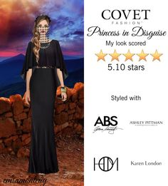 Princess in Disguise @covetfashion  #covet #covetfashion #fashion #covetsummer2015 #princess