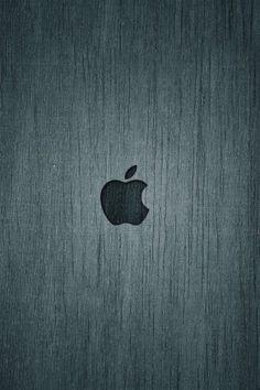 Apple Wood iPhone 5 (s) (c) Wallpaper >>> Click for original size <<<