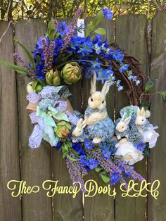 A personal favorite from my Etsy shop https://www.etsy.com/listing/285835109/snuggle-bunnies-in-blues-and-lavender