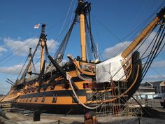 HMS Victory by pduffill on DeviantArt