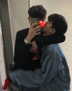 Image about kpop in BL❤️ by Megane on We Heart It Korean Boys Ulzzang, Cute Korean Boys, Ulzzang Couple, Cute Boys, Gay Aesthetic, Couple Aesthetic, Gay Tumblr, Gay Lindo, Lgbt Love