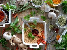 Was koche ich heute? Der Servus-Wochenplan How To Start Yoga, Nutrition Program, Group Meals, Healthy Weight Loss, Planer, New Recipes, Vegetarian, Vegetarian Recipes, Cooking