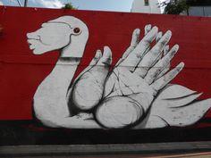 RUN http://www.widewalls.ch/artist/run/ #streetart #urban #art