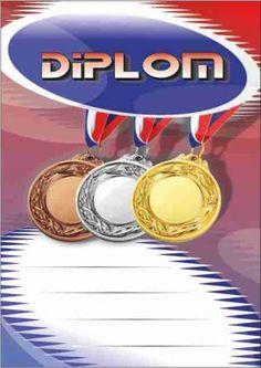Diplom DL124 - Medaile Certificate Design, Photoshop, Education, Doll, Paper, Frases, Puppet, Dolls, Onderwijs