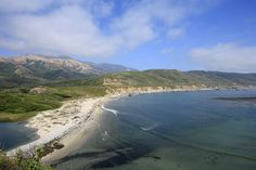 Andrew Molera State Park, CA: Hike-in campsites with a view of the ocean.