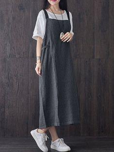 Korean Girl Fashion, Muslim Fashion, Hijab Fashion, Fashion Dresses, Boho Fashion, Mens Fashion, Stylish Dress Designs, Stylish Dresses, Casual Dresses
