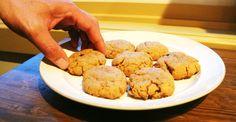 Soft Batch Coconut Cookies