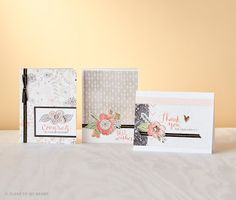 #Charlotte #WYWKit from #CTMH $26.95 (G1104) New year, new kits! You are going to want to check out this kit! I love it and I know you will too! Available right now on my website! (these #cards are just part of what you'll make with this kit)