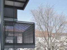 Projekt: Wohnanlage Pognerblock, München(Zennerstraße 28,30/ Pognerstraße 11-17) Fertigstellung März 2012» Neubau der Balkonanlage, #ATP-München, #Michael Folkmer