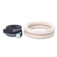 OLYMPIC GYM RINGS – Gym rings that belong in any home. Beautiful, durable and stylishly suitable for interiors – gym rings are a versatile and effective fitness tool. Choose your preferred colour for the straps and wooden finish for the rings from the menu, and join us to share traditional Scandinavian design and materials!