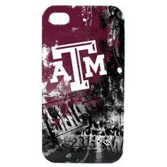 Texas A&M University Aggies - Paulson Designs Spirit Case for iPhone® 4/4S