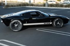 1965 Ford GT40 ERA # 2066 Factory Built