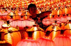 Chinese New Year Lanterns in Kuala Lumpur       by: Lens Hitam