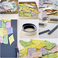 Estos puzzles que tanto les gustan a ellos, ¿no es mejor que estén siempre a su alcance? Es el momento de que salgan de las cajas para adueñarse de tu nevera. http://wp.me/p2IG9P-mL