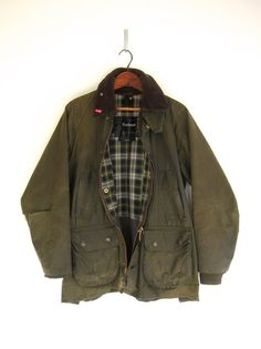 Be the Anglophile I am, I NEED this Barbour jacket