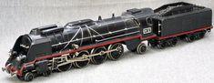 Märklin ME 70/12920 französische Dampflok schwarz von 1935 gut 20 Volt_Spur O | Antiquitäten & Kunst, Antikspielzeug, Eisenbahn | eBay!