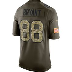 NFL Jersey's Pro Line Mens Dallas Cowboys Dez Bryant Big & Tall Team Color Jersey