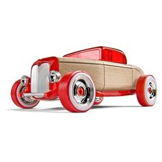 Hr-1 Hot Rod Coupe