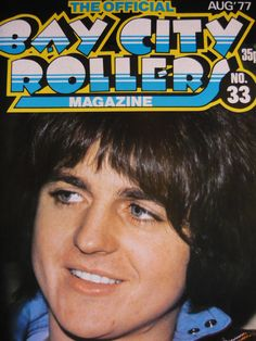THE OFFICIAL BAY CITY ROLLERS MAGAZINE - NO 33 AUG 1977 | eBay