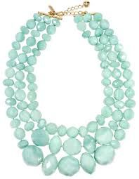 bridesmaid statement necklace - Google Search
