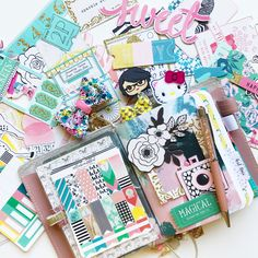 Shopvillabeautifful.com Whimsical Delight Planner Kit