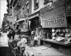 1908 - Delancey Street