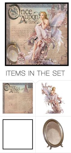 """Once Upon A Time: Fairy Land"" by majezy ❤ liked on Polyvore featuring art"
